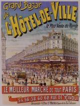Vandringer i Paris, 4 Arrondissement, Hotel de Ville og områdetomkring